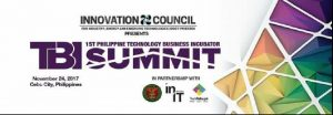 Technology Business Incubator (TBI) Summit